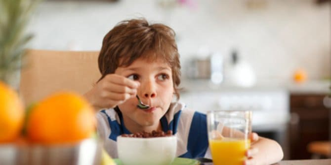 Cara Meningkatkan Nafsu Makan Anak Ketika Sedang Sakit